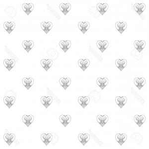Vector Filigree Heart: Photostock Vector Elegant Filigree Heart In Vector Format
