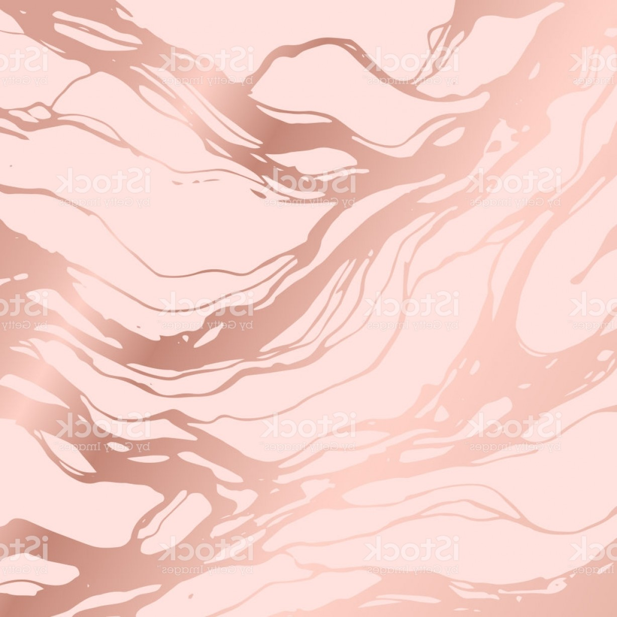 Marble With Gold Background Vector: Pink Gold Marble Abstract Pattern Stone Background Vector Illustration Gm