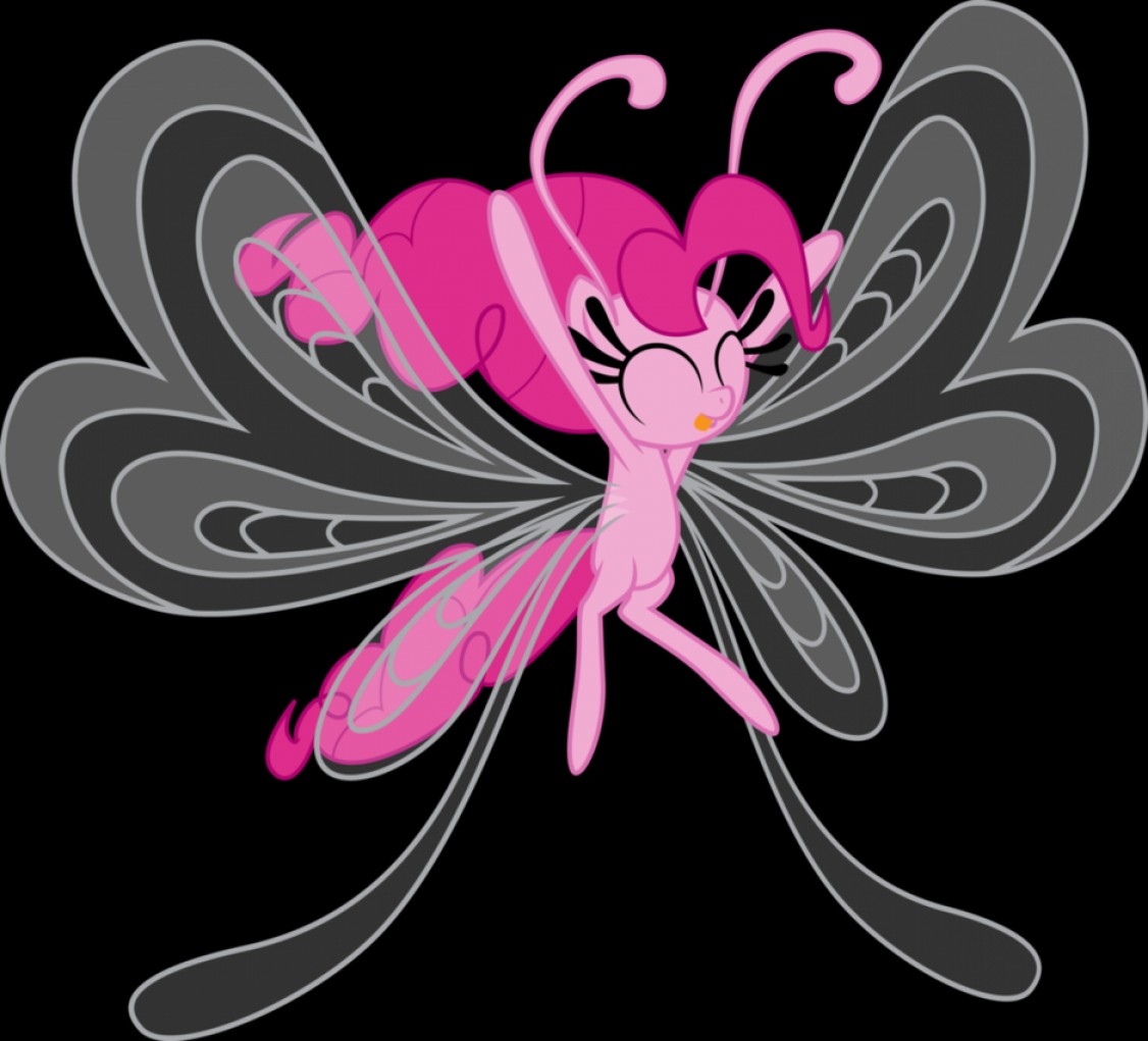 Breezies MLP Vector: Pinkie Pie Breezie Post Show Airing