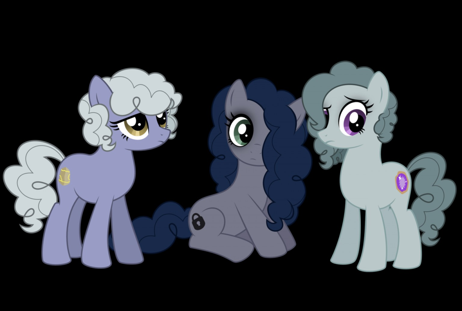 MLP Eg Minkie Vector: Pinkie What Have You Done