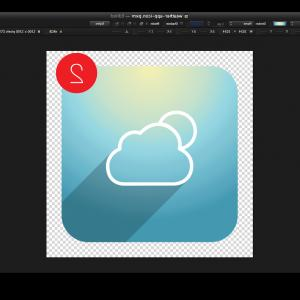 Instagram App Icon Vector: Pixelmator Tip How To Design A Simple Ios App Icon