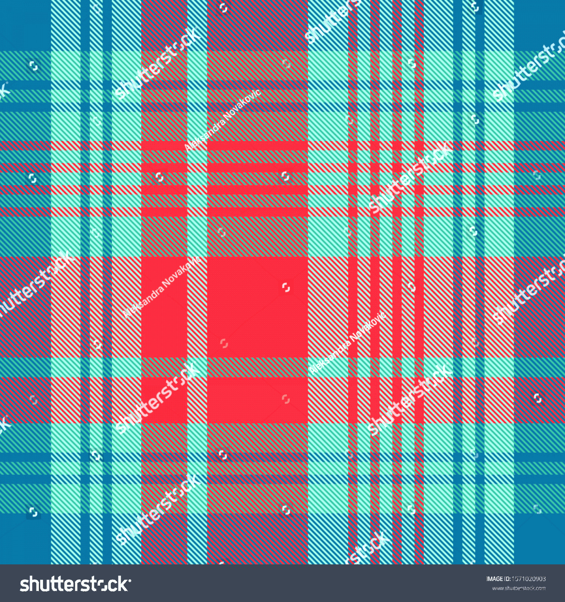 Plaid Vector: Plaid Vector Seamless Pattern Background