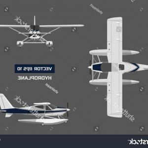 Model Planes Parts Vector: Ace Combat X Fictional Aircraft Pack