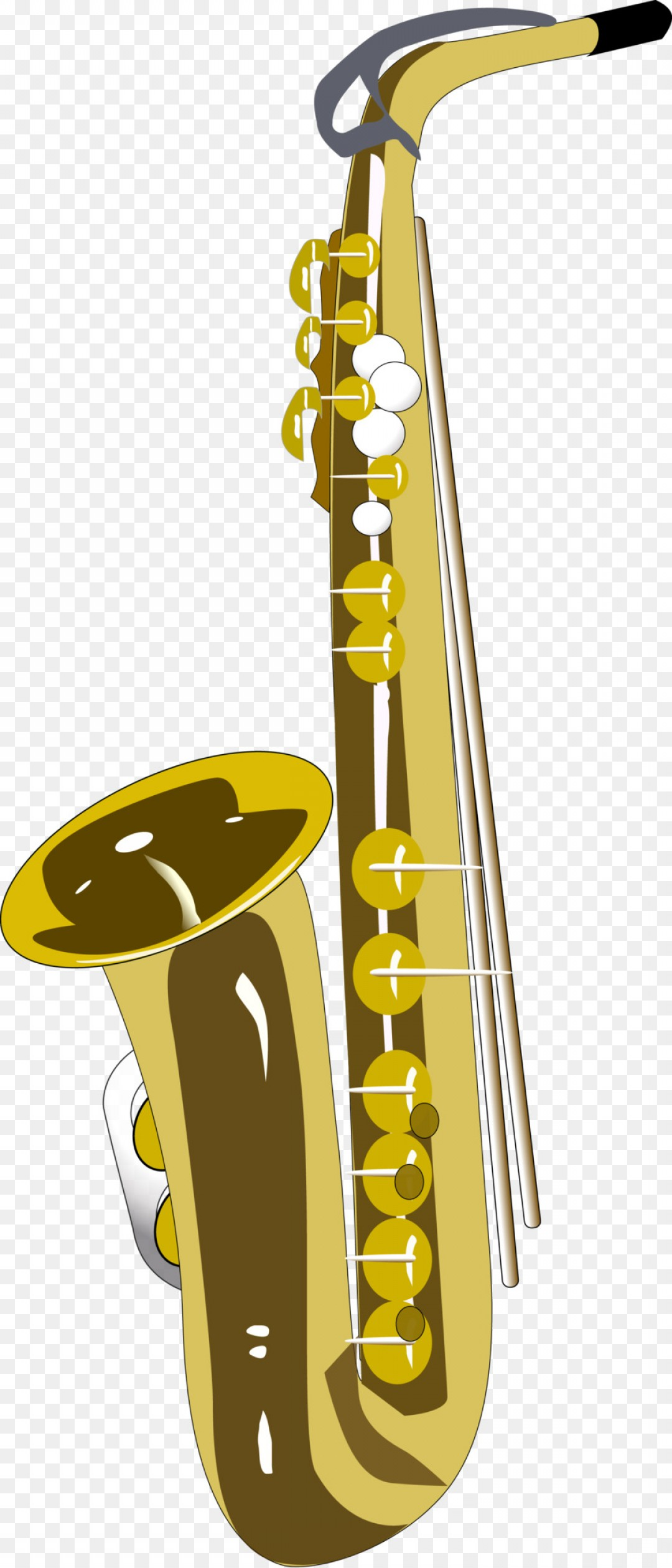Alto Saxophone Vector Graphics: Png Alto Saxophone Cartoon Clip Art Vector Speaker
