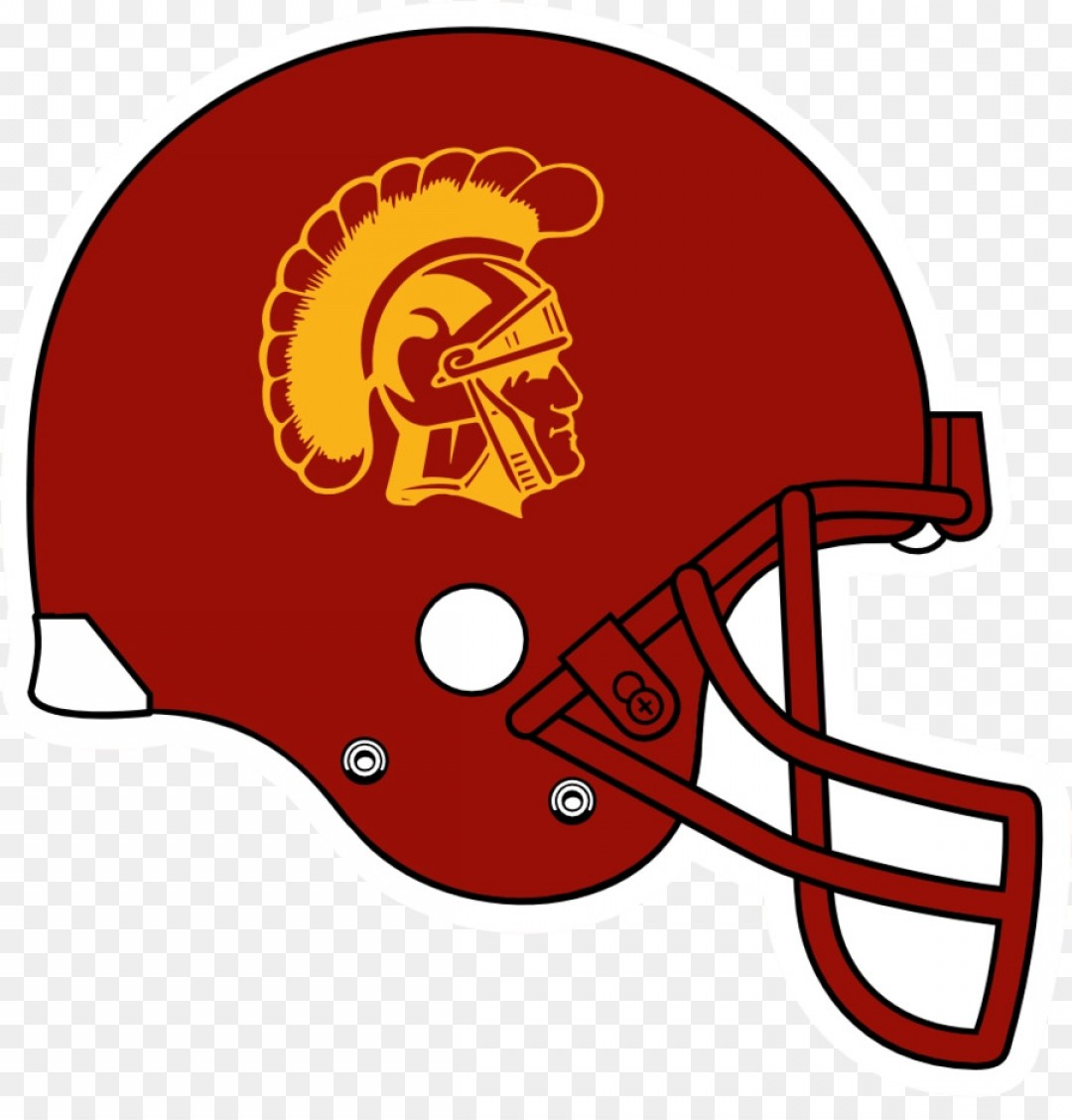 Seahawks Helmet Vector: Png American Football Helmets Usc Trojans Football New