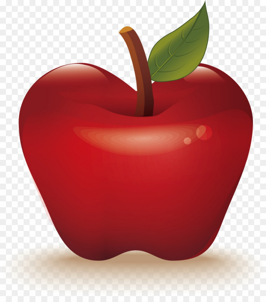 Red Apple Vector Logo: Png Apple Juice Auglis Apple Vector