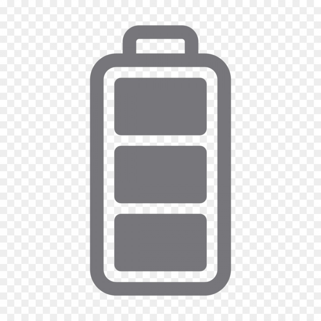 IPhone Battery Vector Icons: Png Battery Charger Computer Icons Mobile Phones Symbo