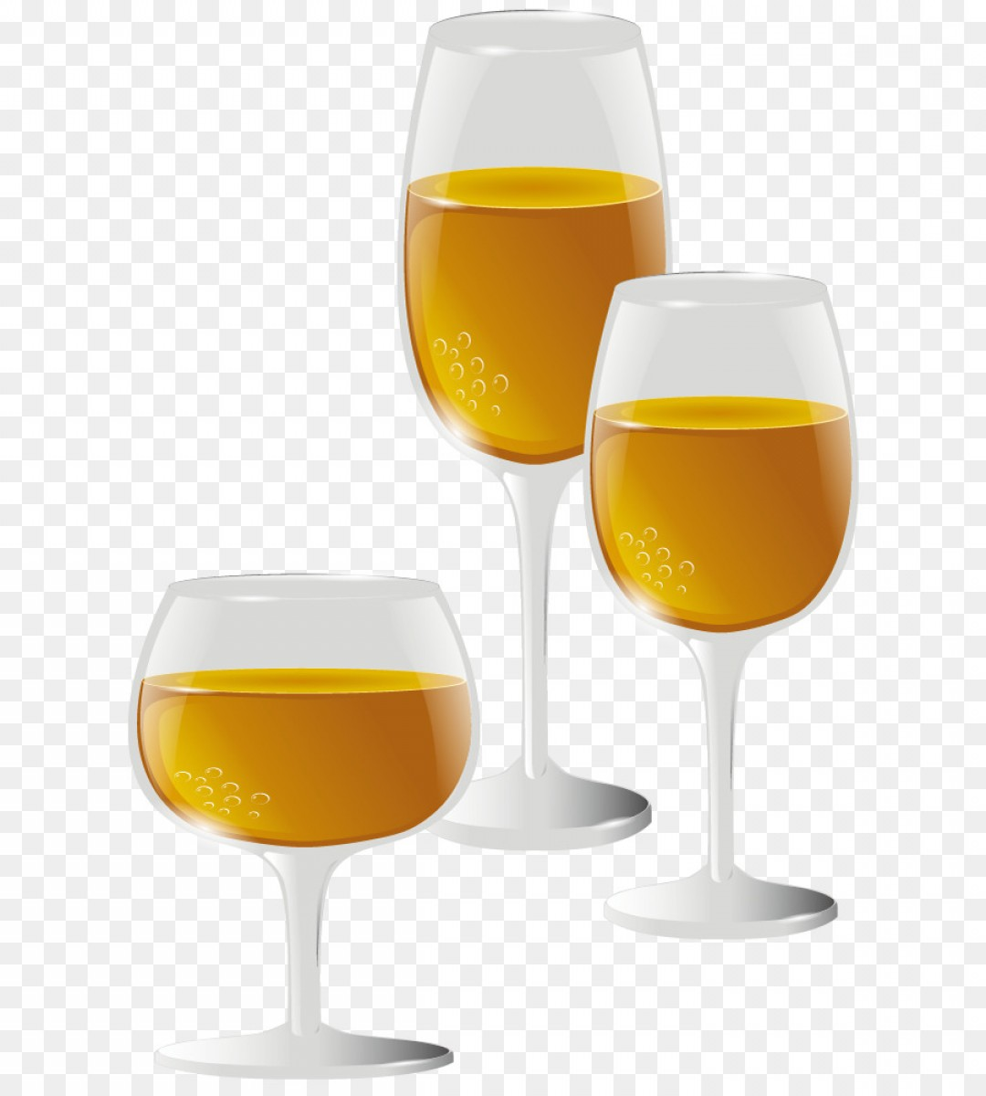 Beer Chalice Vector Logo: Png Beer Baijiu Wine Glass Cup Vector Beer Goblet