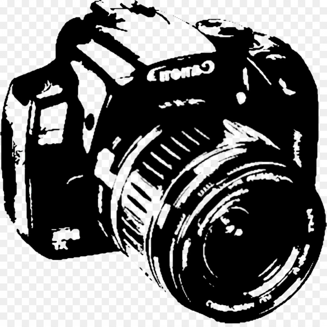 SLR Camera Vector: Png Canon Eos D Camera Clip Art Camera Vector