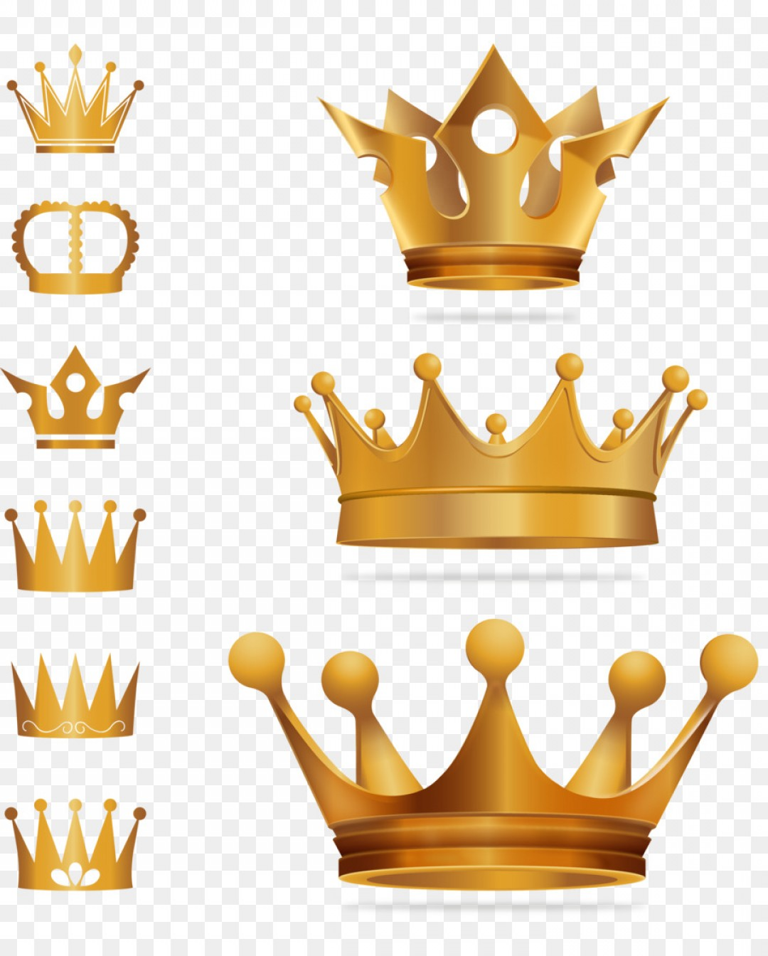 Transparent Queen Crown Vector: Png Crown Euclidean Vector Crown Vector