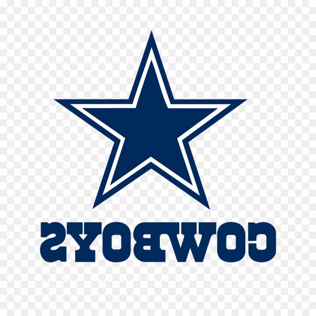 Vector NFL Logo Black And White: Png Dallas Cowboys Nfl Logo American Football Cowboy