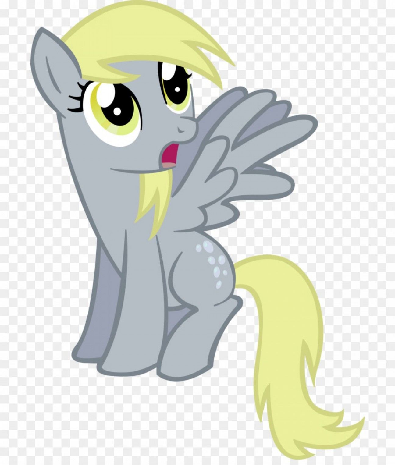 Derpy Hooves Vector: Png Derpy Hooves Pony Twilight Sparkle Rainbow Dash Hu