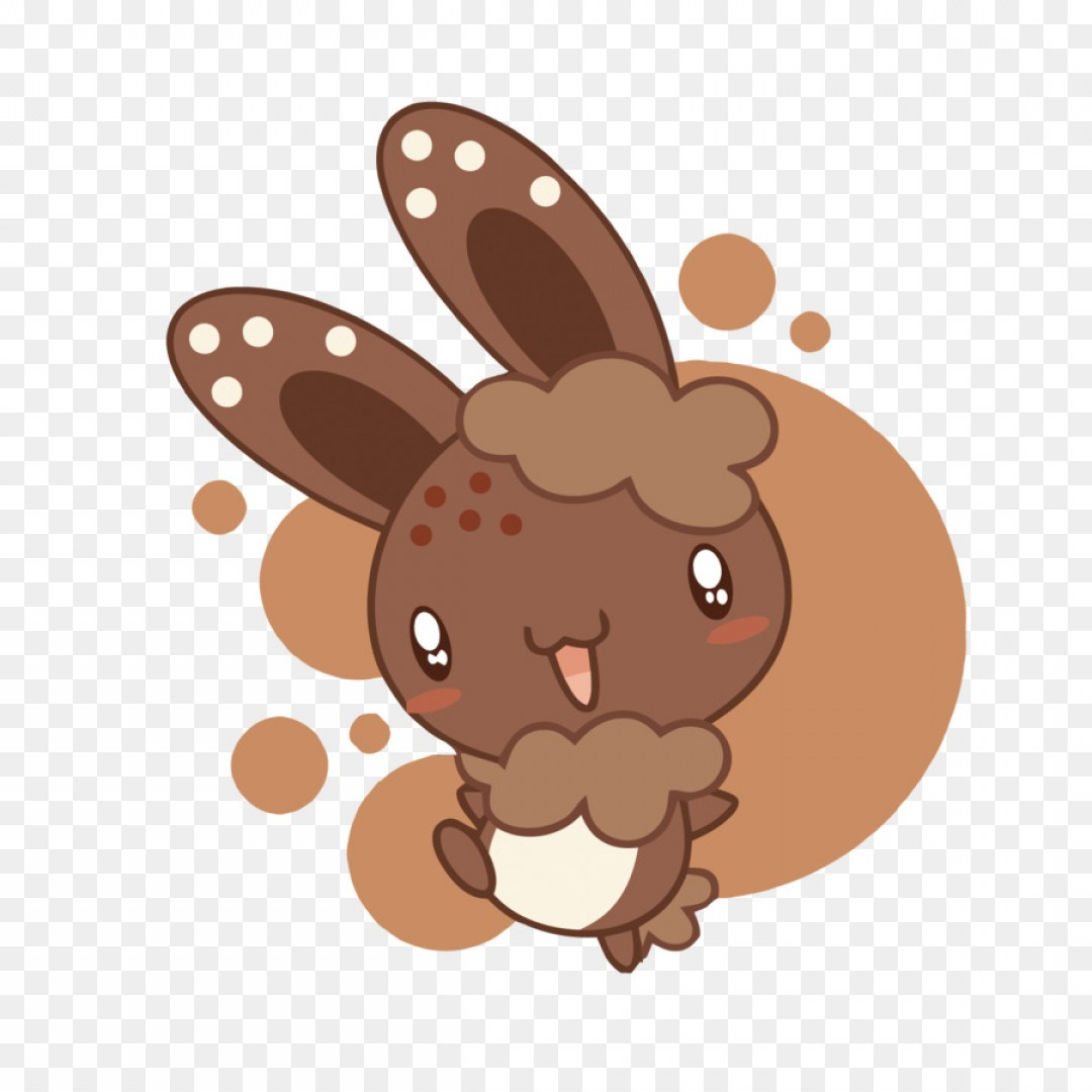 Chocolate Bunny Vector: Png Deviantart Drawing Work Of Art Vector Chocolate Li