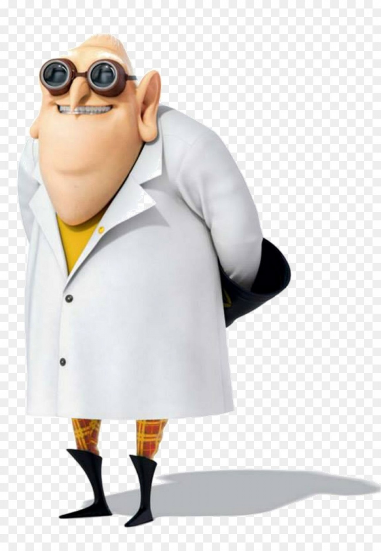 Despicable Me Vector Piranha: Png Dr Nefario Felonious Gru Mr Perkins Vector Despica