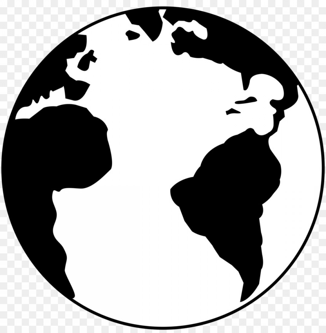 Png Earth Black And White Drawing Clip Art Free Vector Createmepink Rh  Createmepink Com