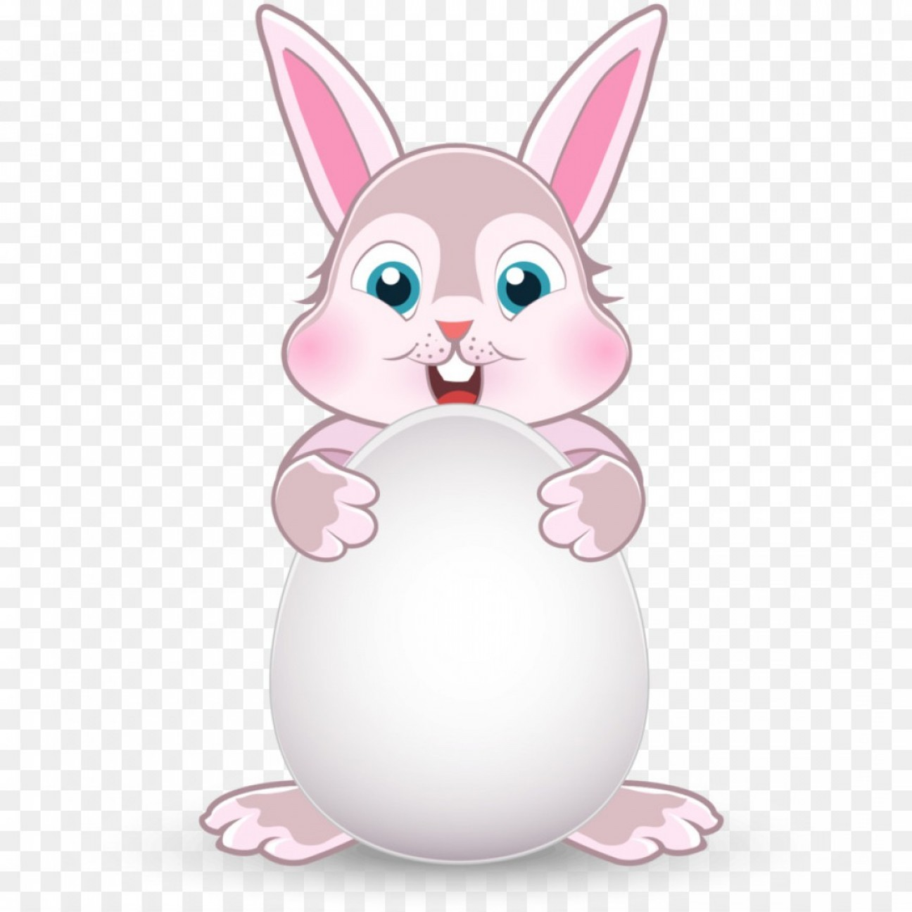 Image Vector Clip Art Bunny Bunny: Png Easter Bunny Rabbit Easter Egg Bunny Bunny Vector