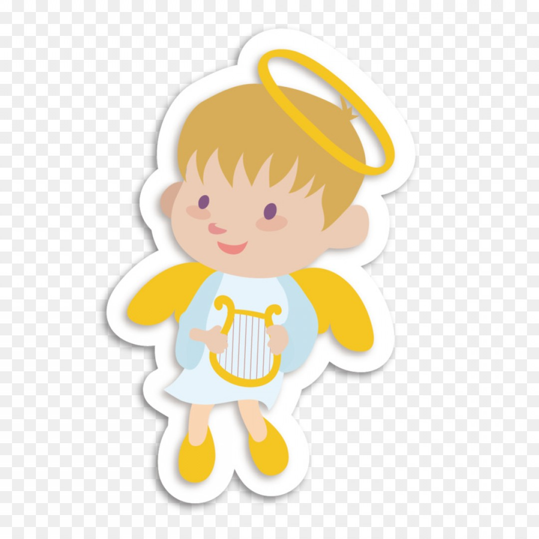 Little Angel Vector: Png Euclidean Vector Illustration Vector Little Angel