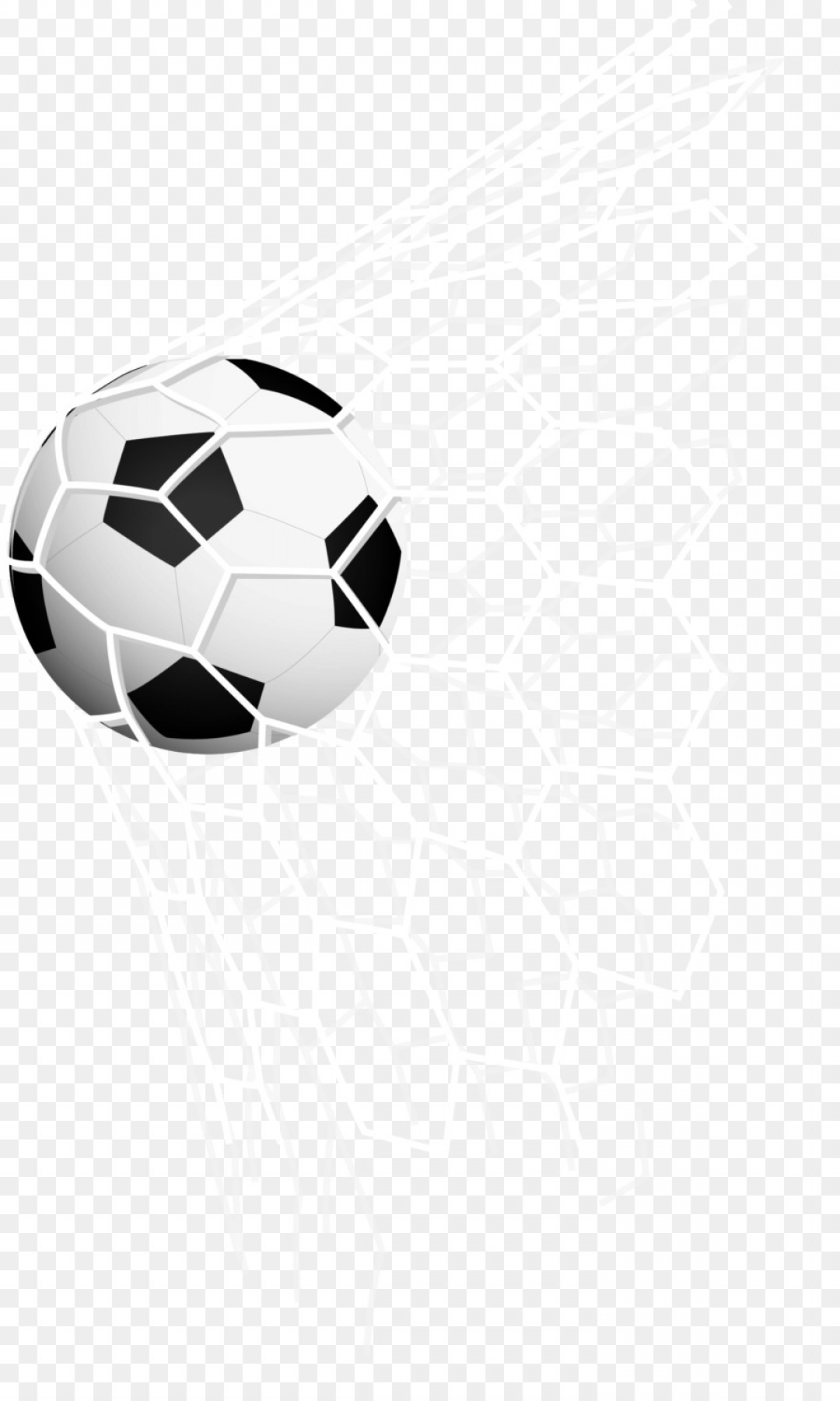 Football Vector Wallpaper: Png Football Goal Wallpaper Soccer Kick Into The Net I