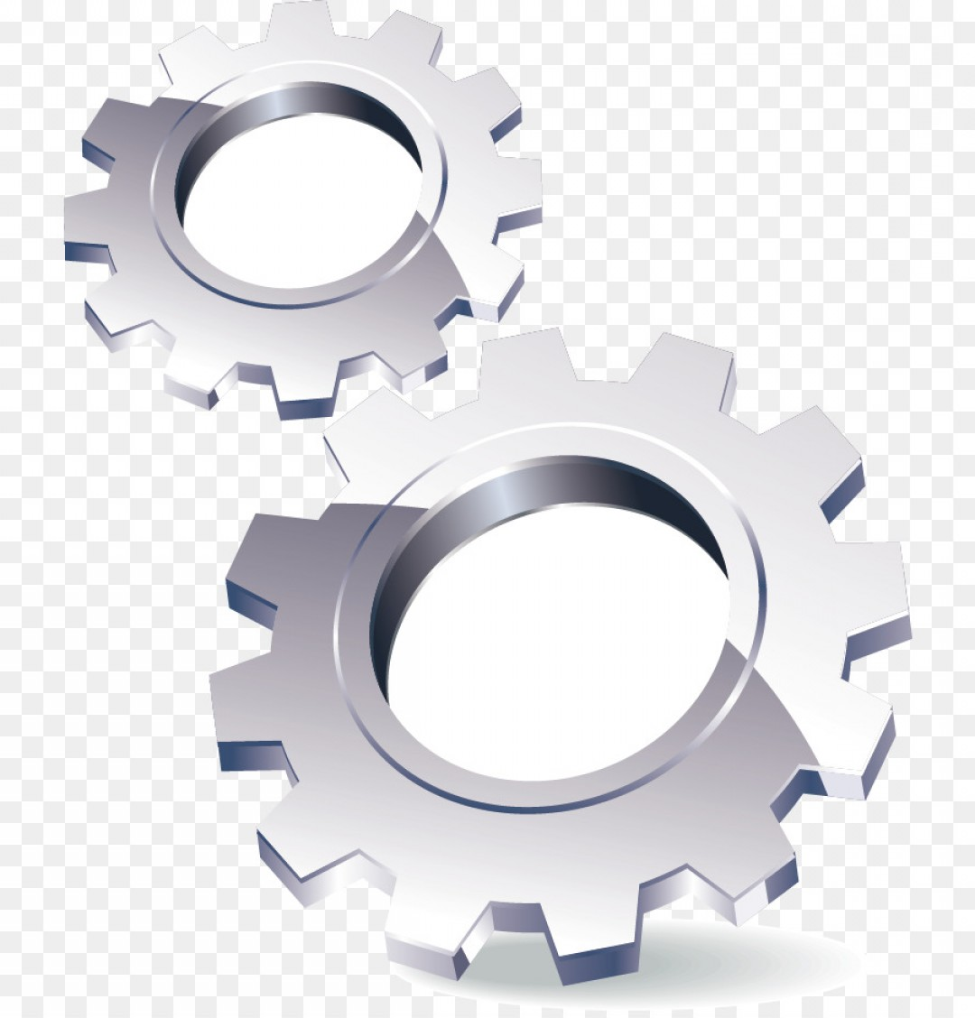 Vector Gear Graphics: Png Gear D Computer Graphics Euclidean Vector Icon We