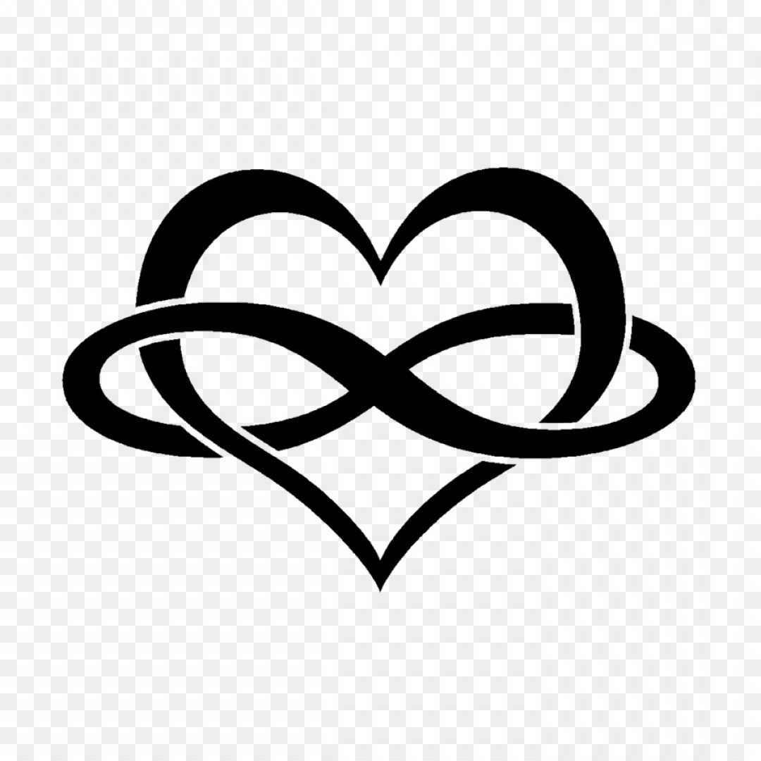 Infinity Heart Tattoo Vector: Png Infinity Symbol Heart Tattoo Persevere