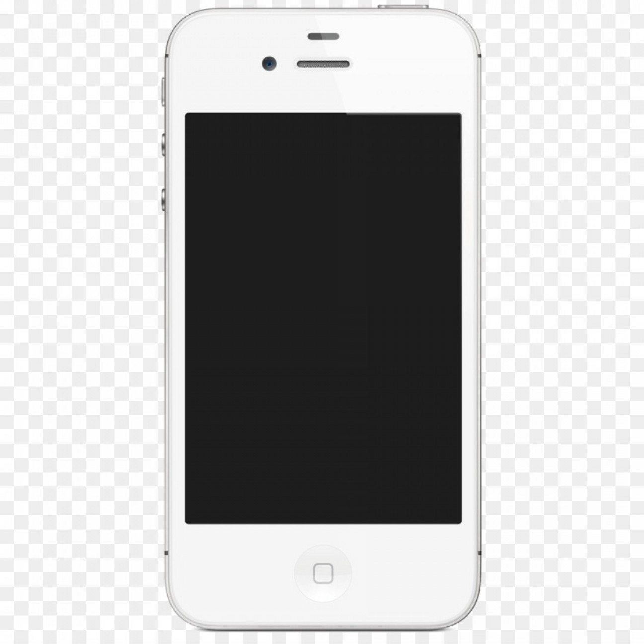 White IPhone Vector Png: Png Iphone S Iphone S Iphone C Iphone X Vector Ipho