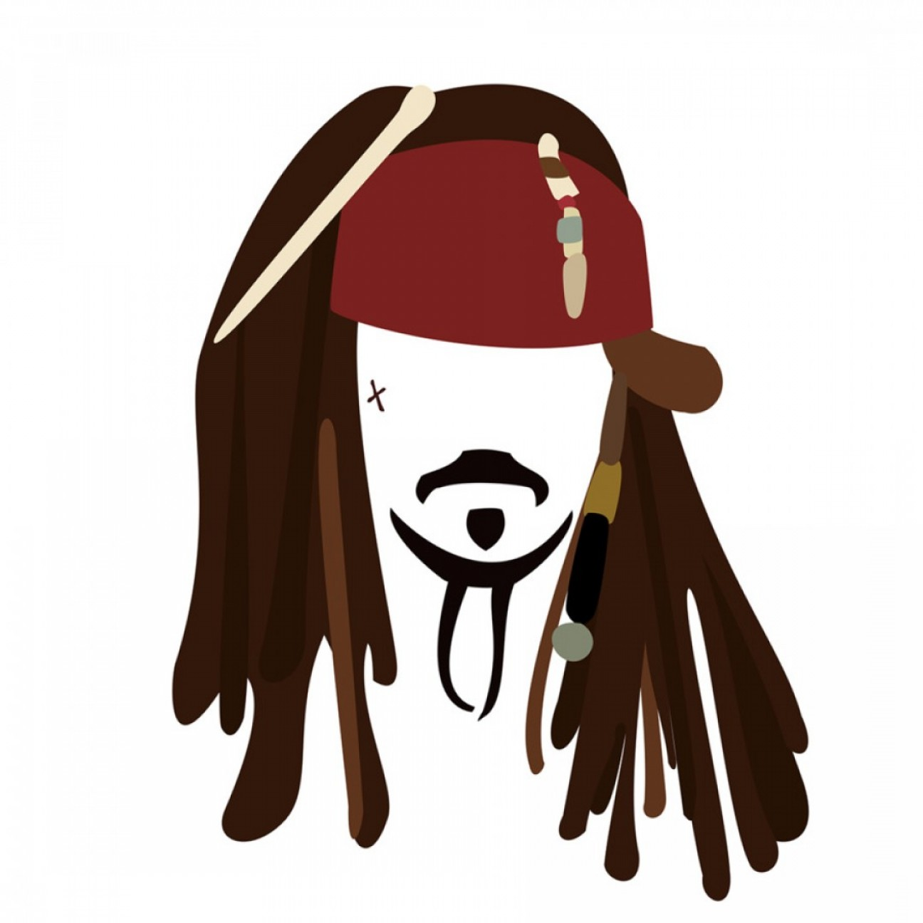 Jack Sparrow Vector Logo: Png Jack Sparrow Disney Infinity Pirates Of The Caribb