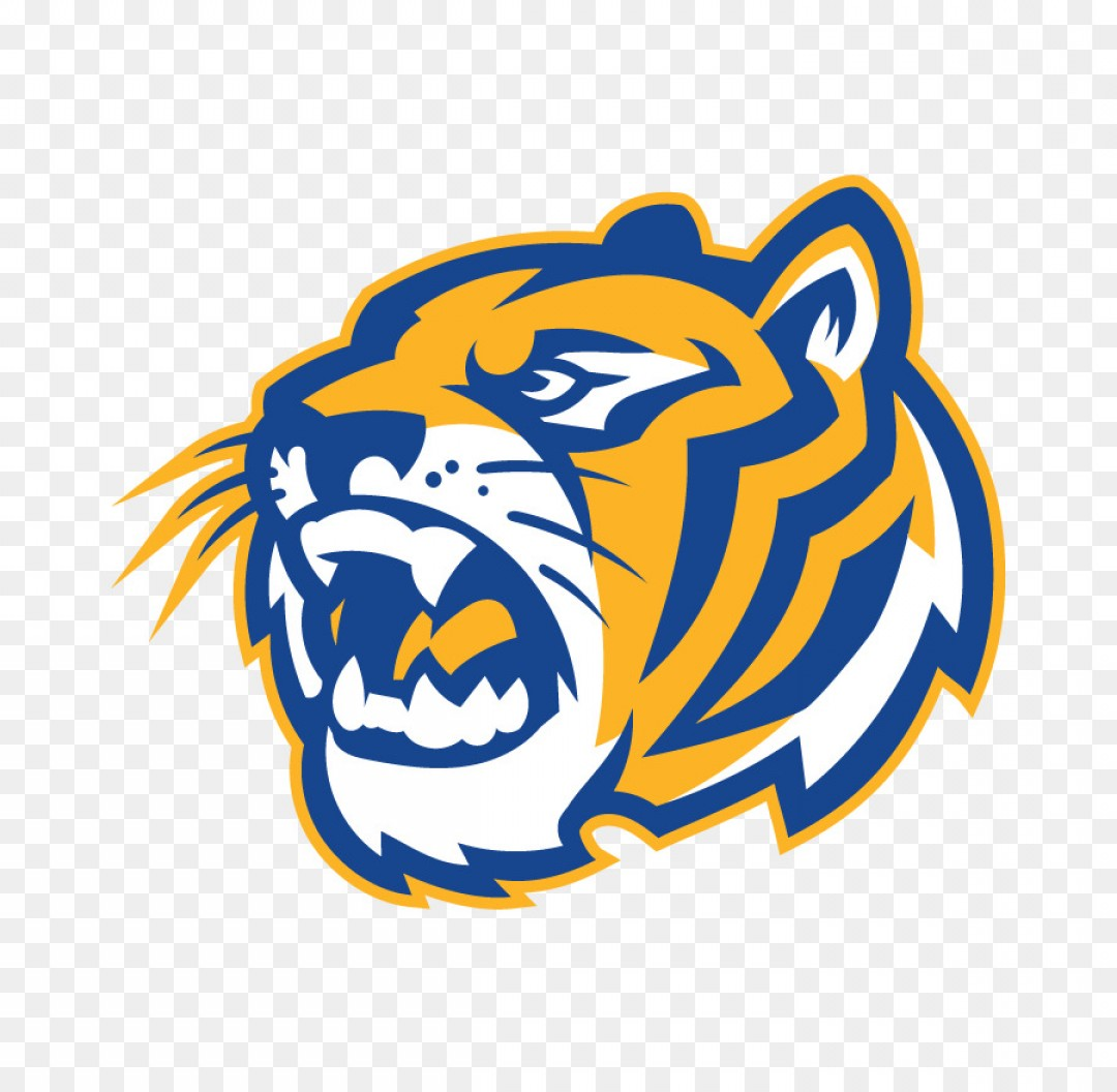 Blue Tigers Lincoln Logo Vector Image: Png Lincoln College Preparatory Academy High School Li