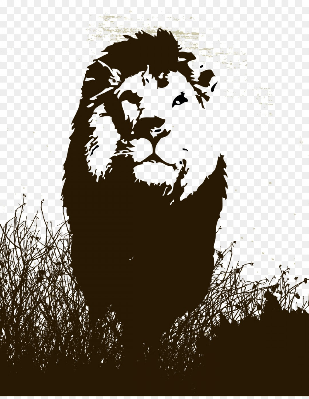 Nala Vector: Png Maasai Mara Lion Wall Decal Sticker Vector Lions