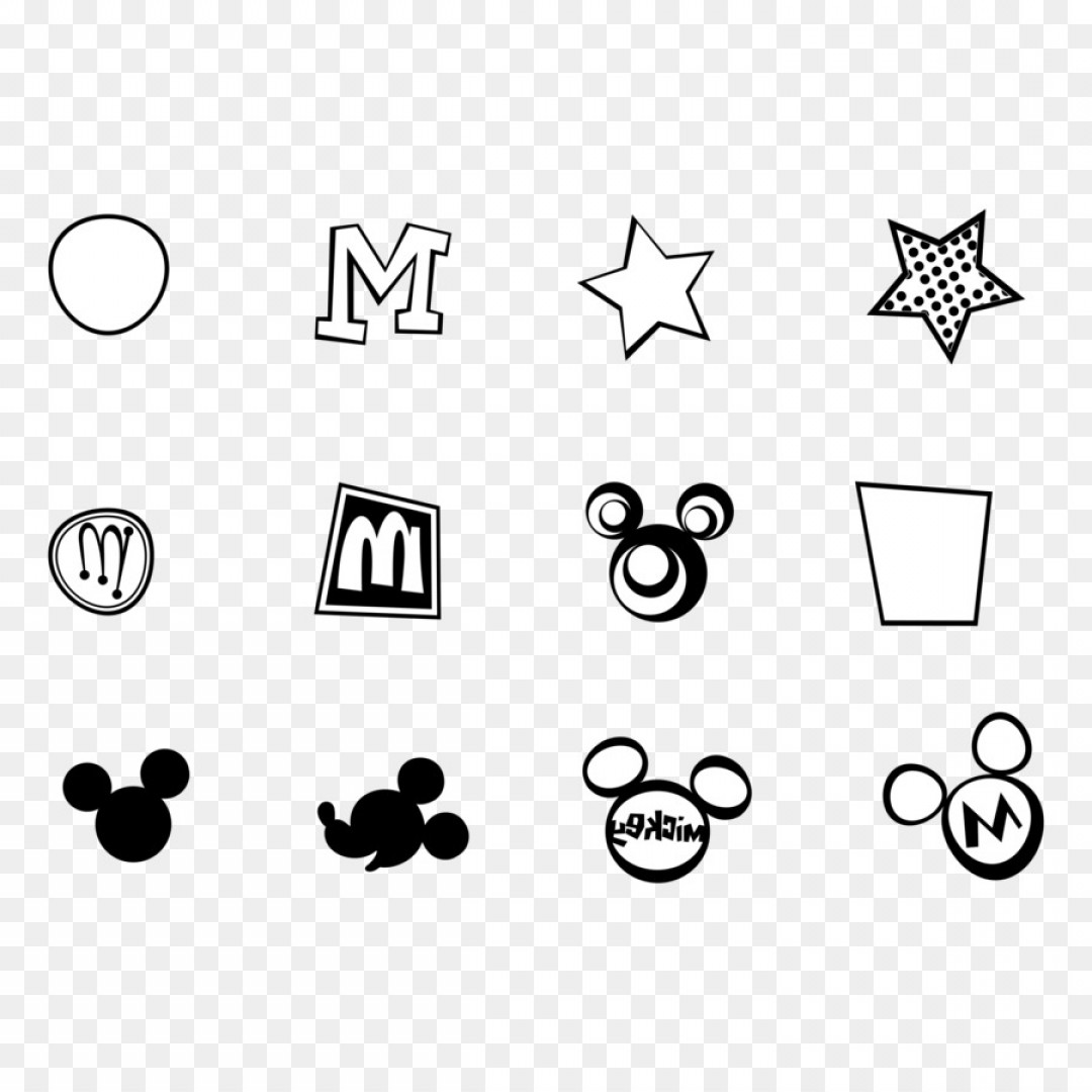 Minnie Vector Black And White: Png Mickey Mouse Minnie Mouse Clip Art Scalable Vector