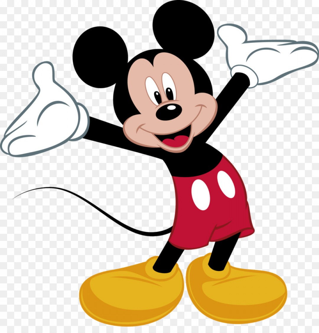 Minnie Mouse Vector Clip Art: Png Mickey Mouse Minnie Mouse Donald Duck Pluto Clip A