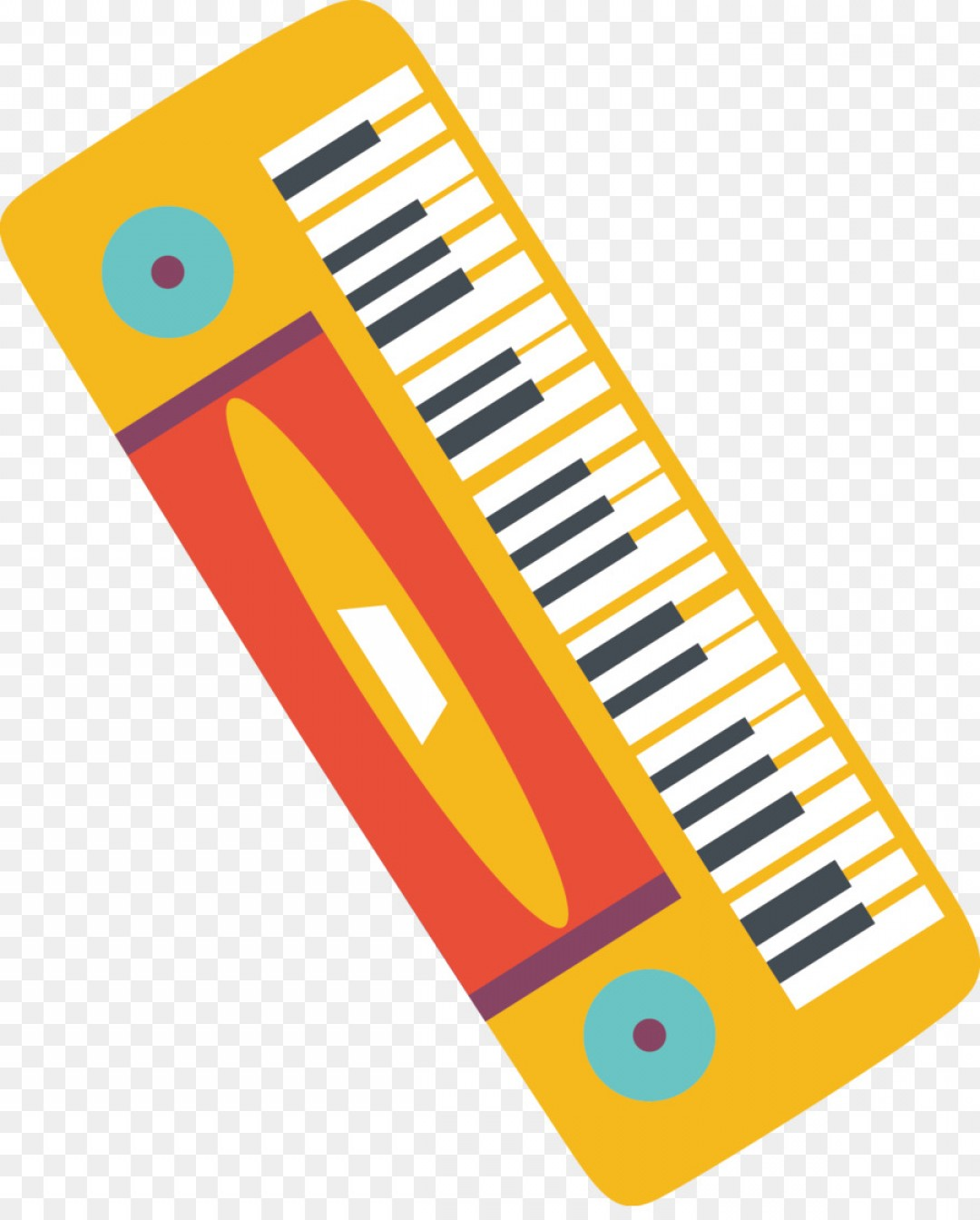 Musical Keyboard Vector: Png Musical Keyboard Elijah P Lovejoy Monument Electro