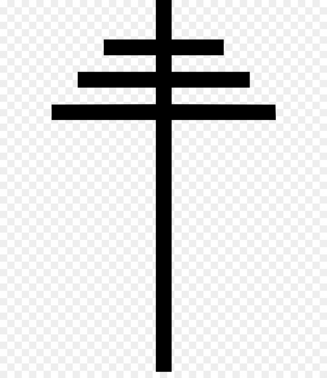 Nail Cross Vector: Png Papal Cross Pope Christian Cross Symbol Pope Vecto