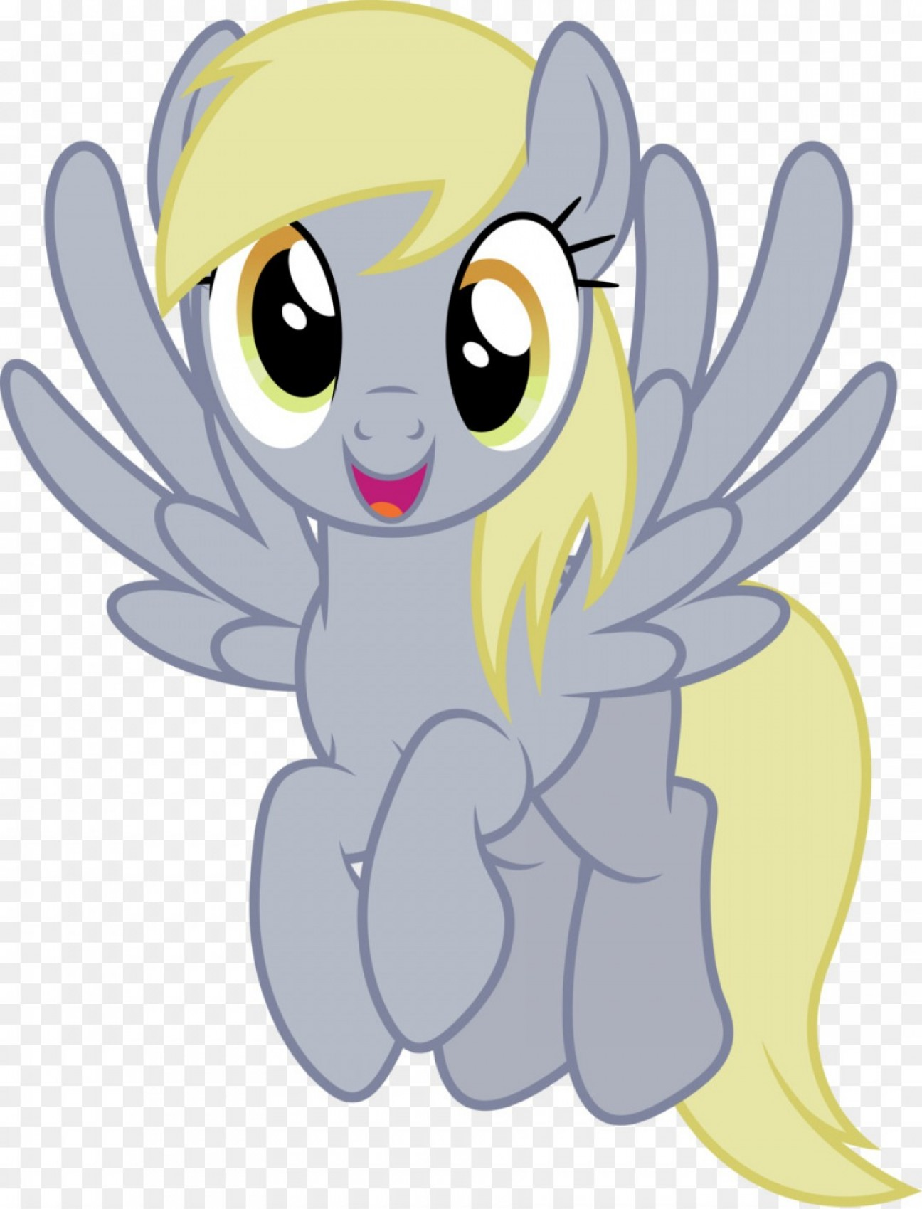 Derpy Hooves Vector: Png Pony Rainbow Dash Derpy Hooves Rarity Vector Pegas