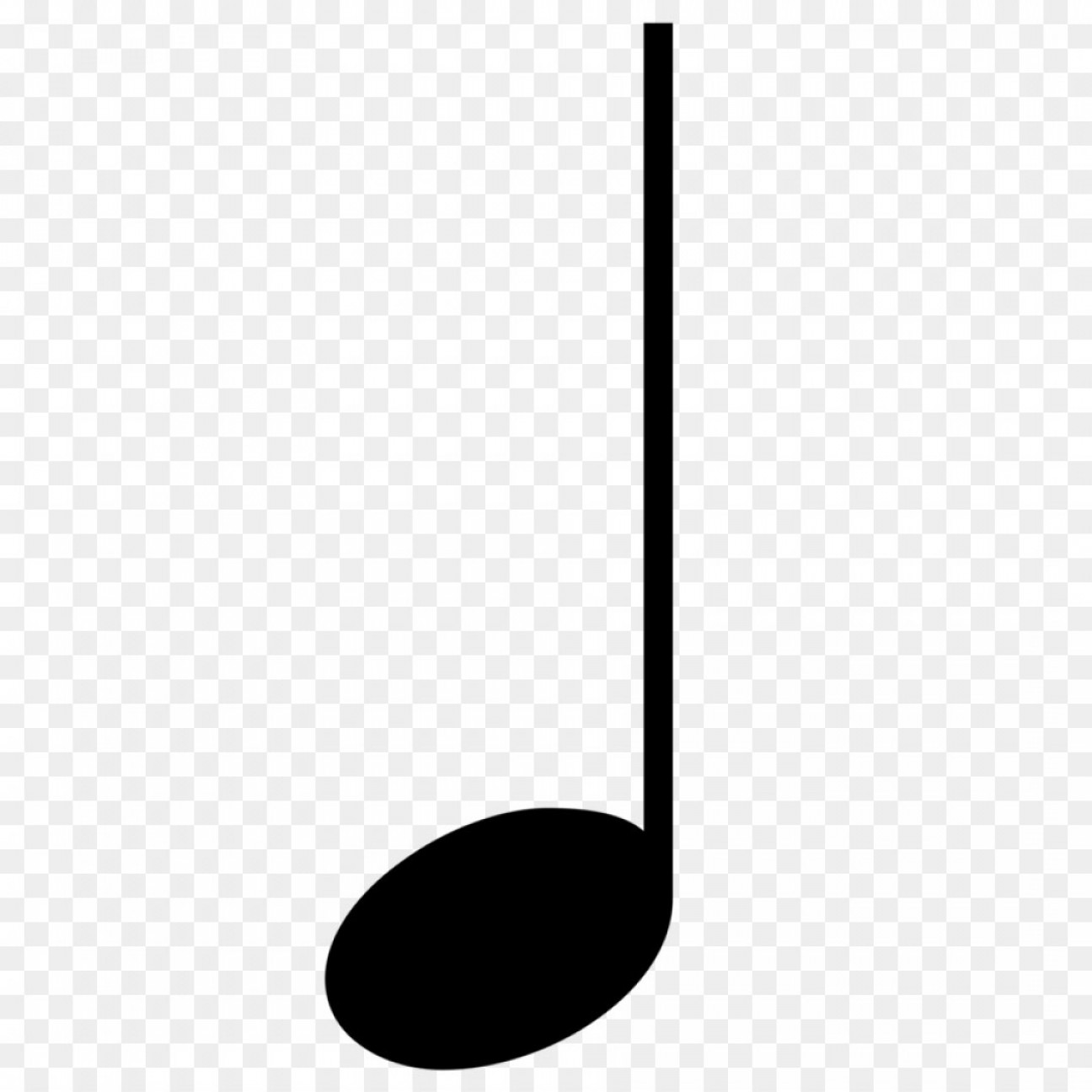 Eighth Note Vector: Png Quarter Note Musical Note Eighth Note Rest Music N