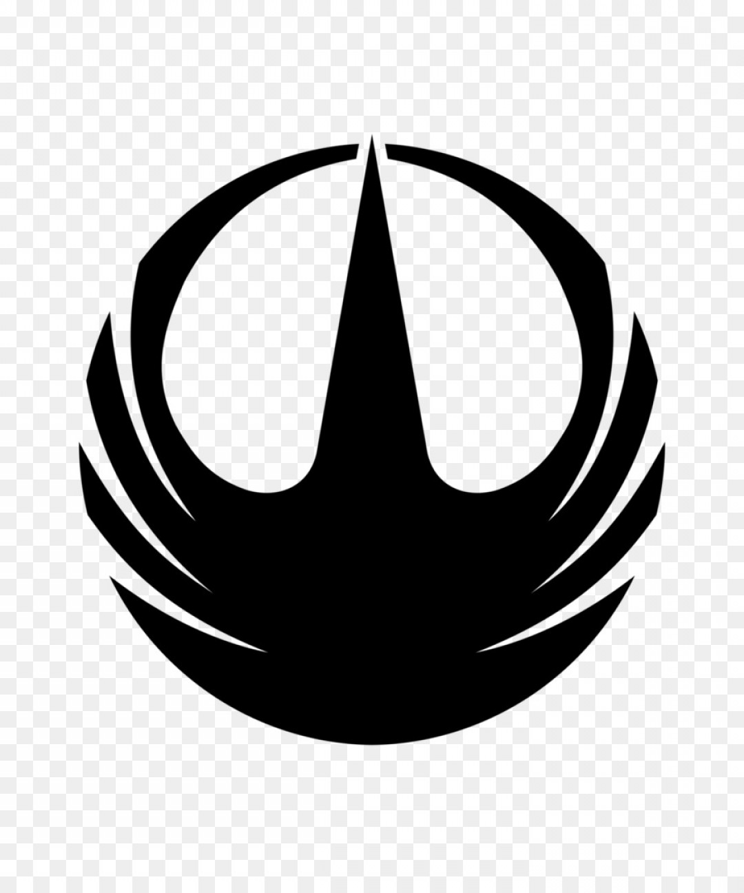 Star Wars Republic Vector: Png R D Decal Sticker Star Wars Symbol Single Page V
