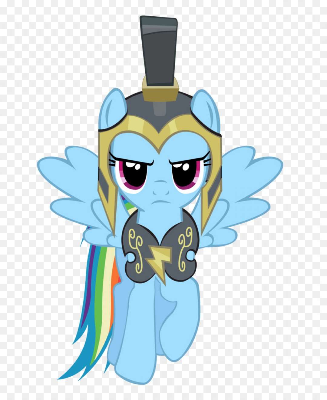 Vector Shining Armor Angry: Png Rainbow Dash My Little Pony Armor Vector