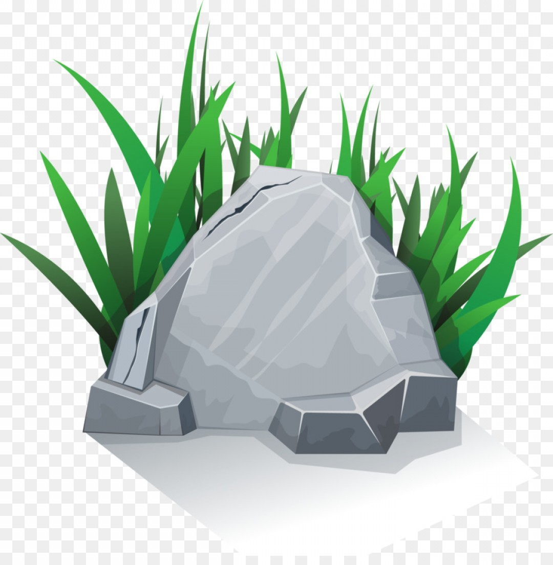 Vector Stone Landscaping: Png Rock Royalty Free Clip Art Landscape Stone Vector