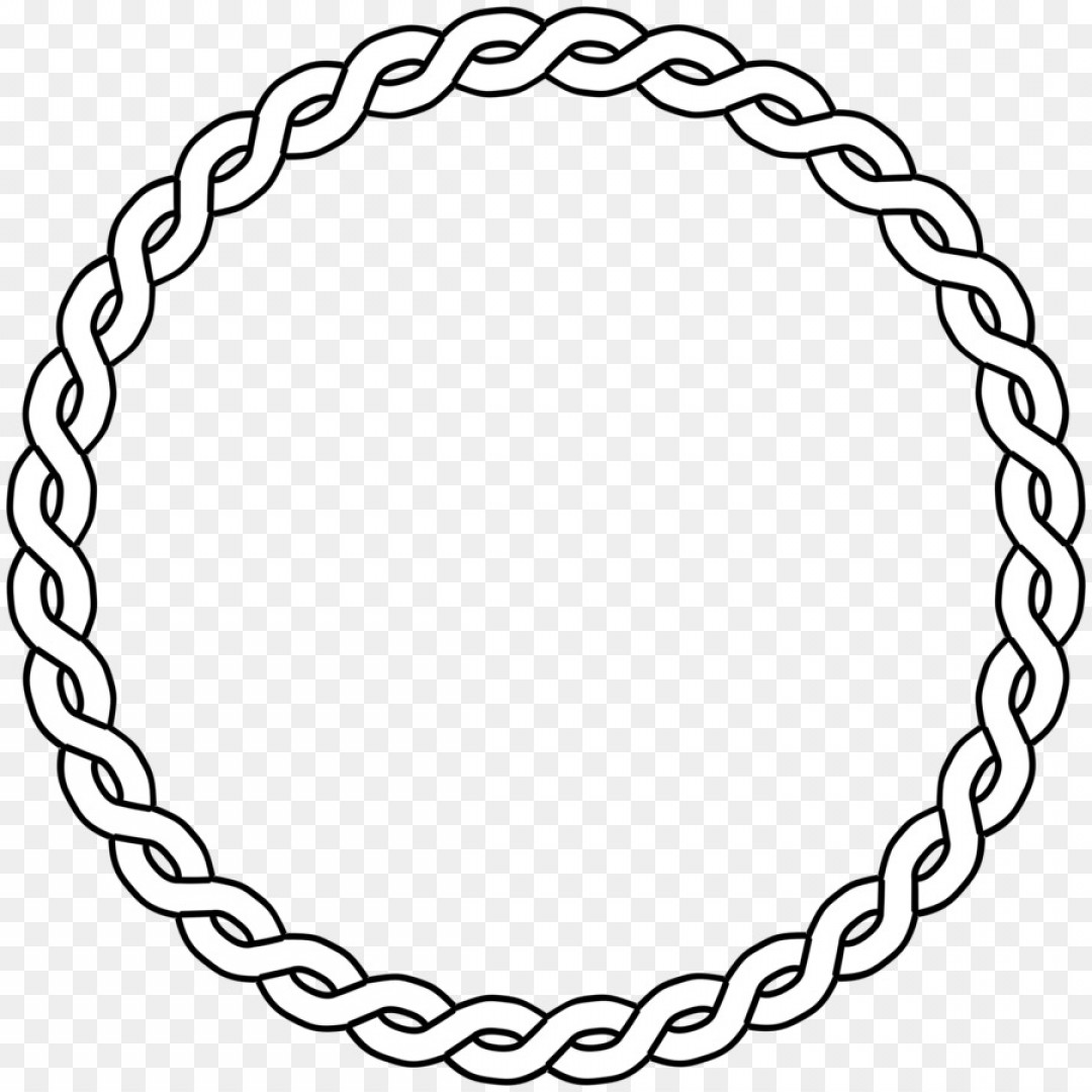 Black And White Circle Vector Graphics: Png Rope Scalable Vector Graphics Clip Art Radio Book