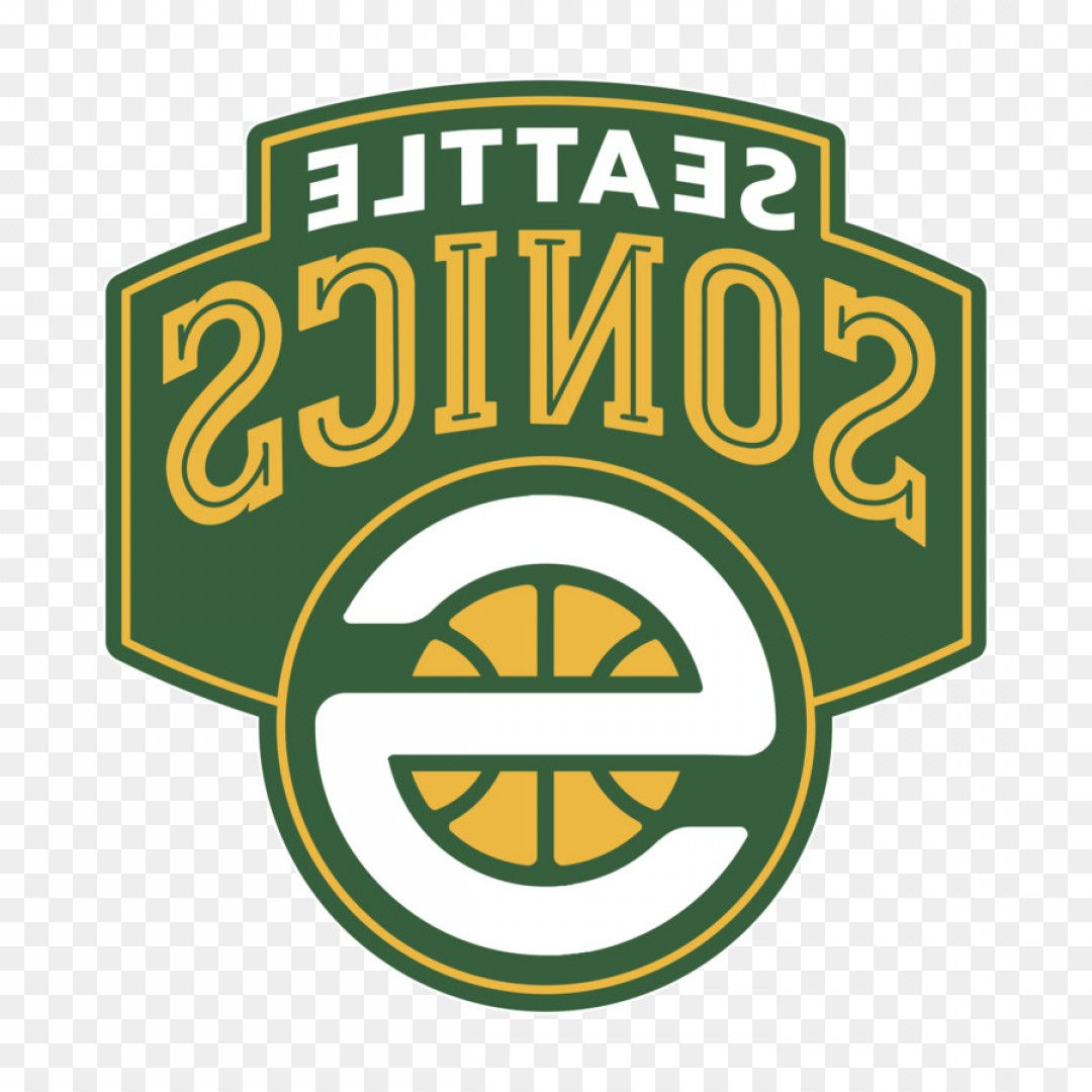 Indiana Pacers Logo Vector: Png Seattle Supersonics Season Logo Vector Grap