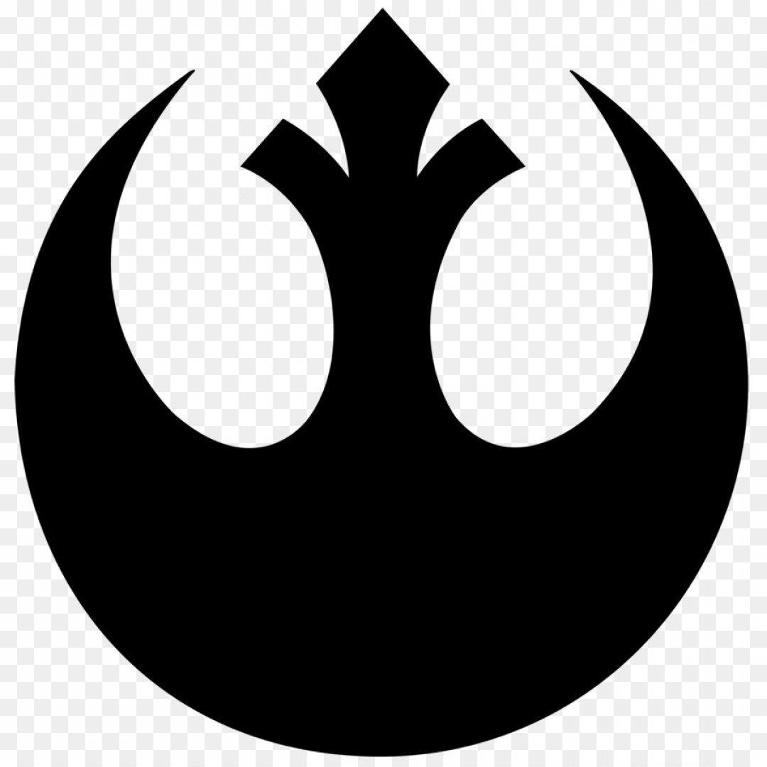 Star Wars Republic Vector: Png Star Wars Rebellion Rebel Alliance Logo Galactic E