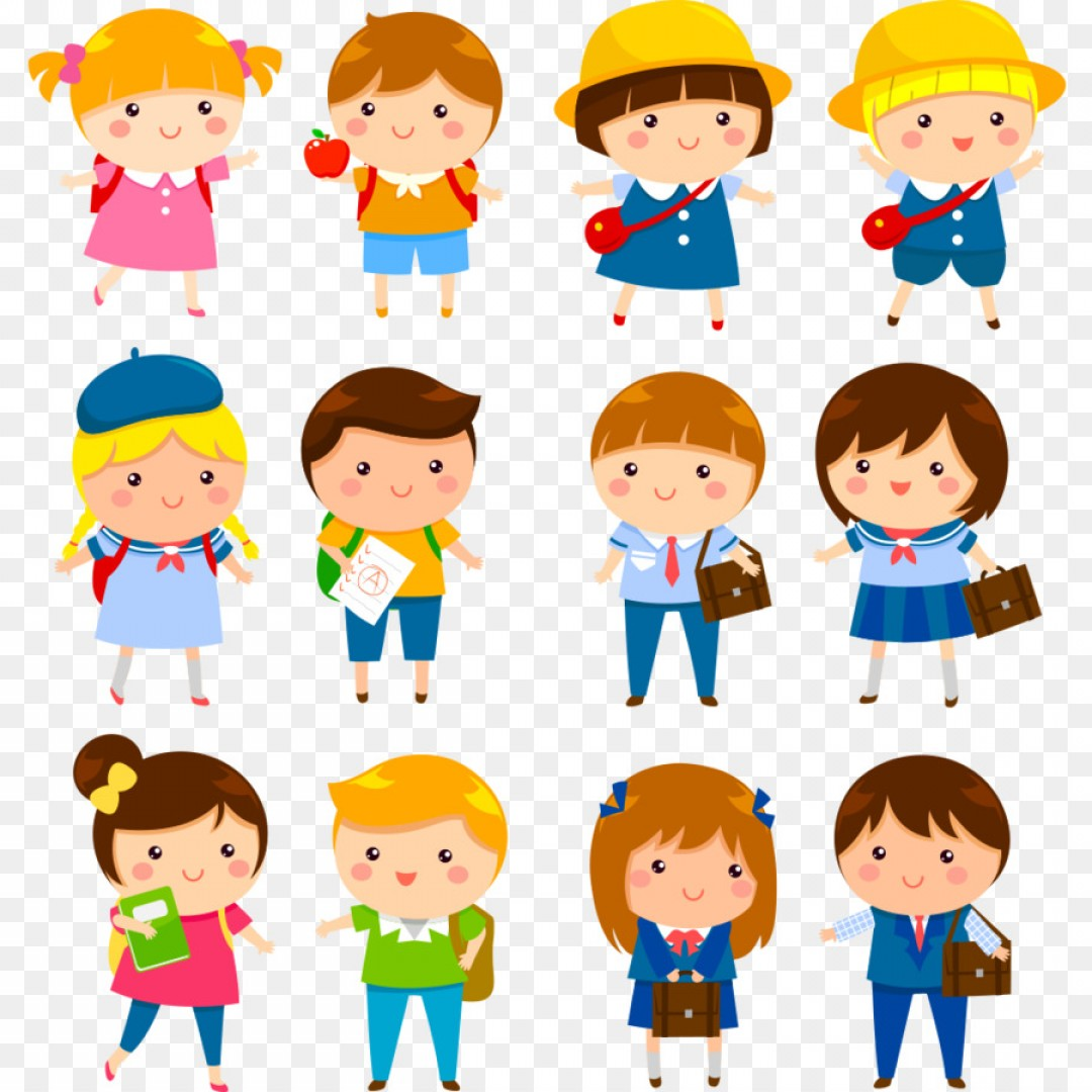 Vector Cartoon Free Clip Art: Png Student School Child Stock Photography Clip Art Ve