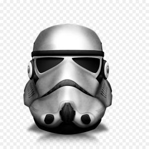 Boba Fett Vector Black And White: Png Anakin Skywalker Boba Fett Stormtrooper Sticker De
