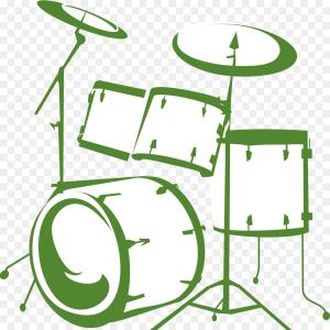 Kick Drum Vector: Png Euclidean Vector Drum Musical Instrument Red Jazz