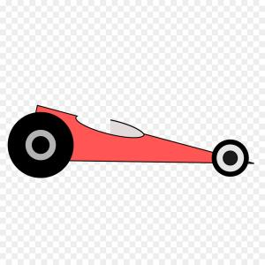 Late Model Race Car Vector Art: Cs Chassis Sprint Car Premium Vector Template