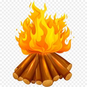 Flame Vector For Tre: Png Fire Free Png Clip Art Image