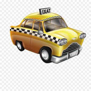 Taxi Checkers Vector: Png Taxi Airport Bus Yellow Cab Hackney Carriage Clip
