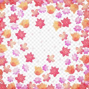 Watercolor Floral Background Vector: Png Watercolor Painting Vector Watercolor Floral Backg