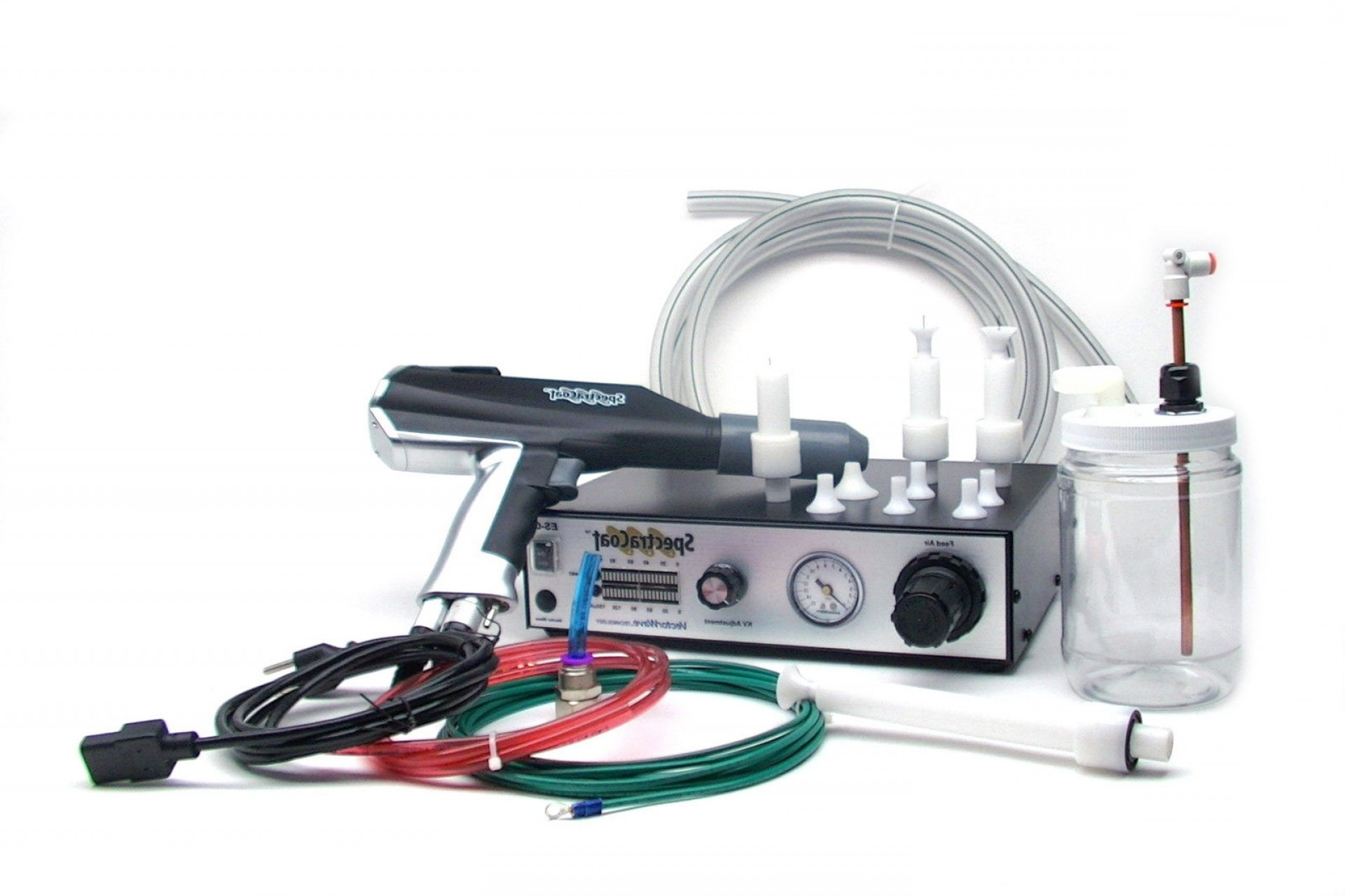 Powder Coating Vector: Powder Coating Gun System Es Wh With Vectorwave Board