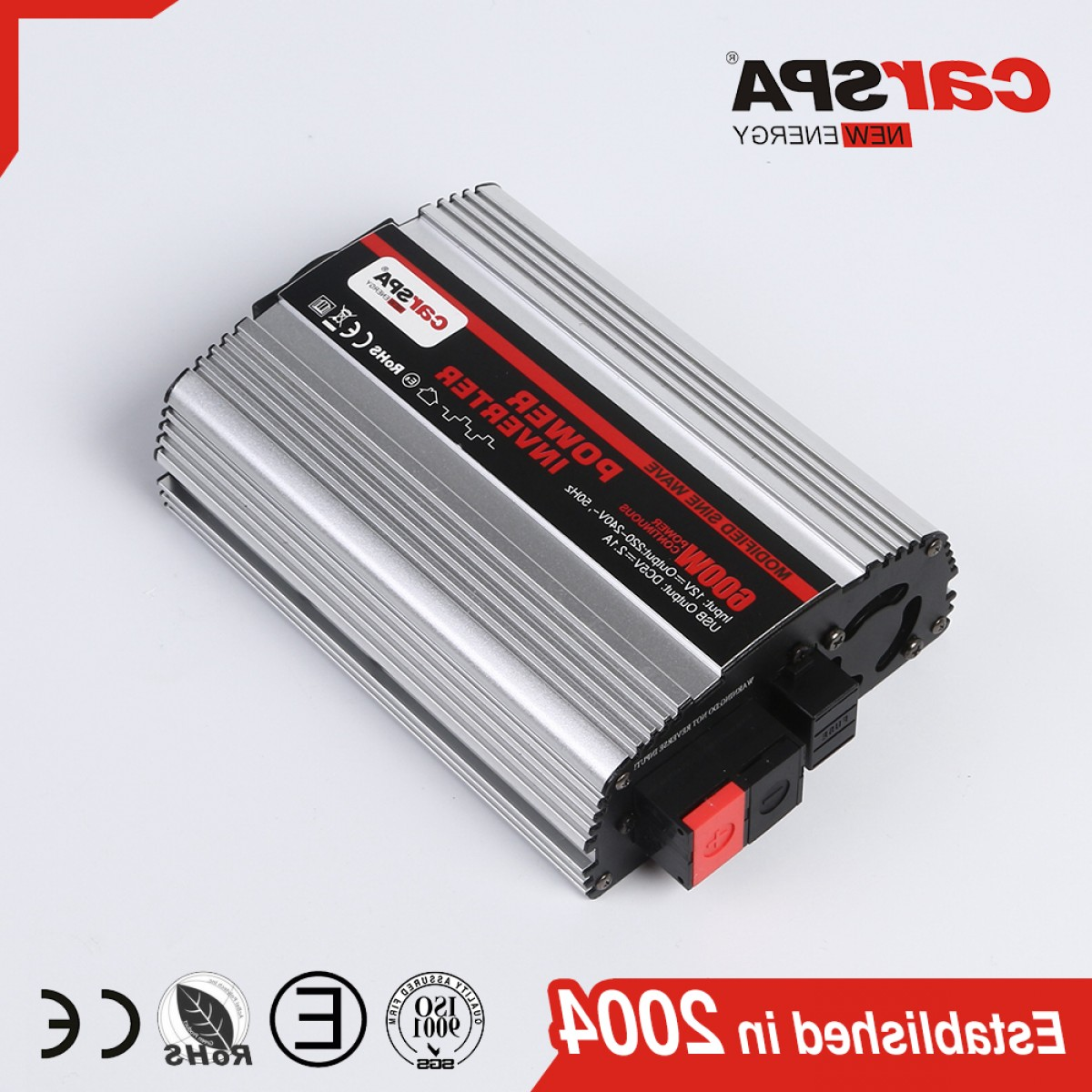 Vector Power Inverter Remote: Power Inverter Dc V Ac V