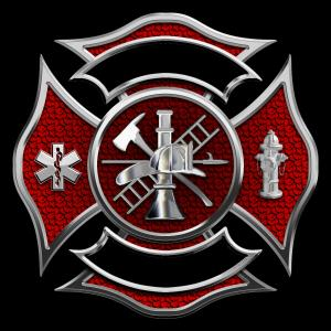 Maltese Cross Solid Vector: Photostock Vector Fire Rescue Is An Illustration Of Vibrant Text That Says Fire And Rescue Great For Use In Fire Rescu